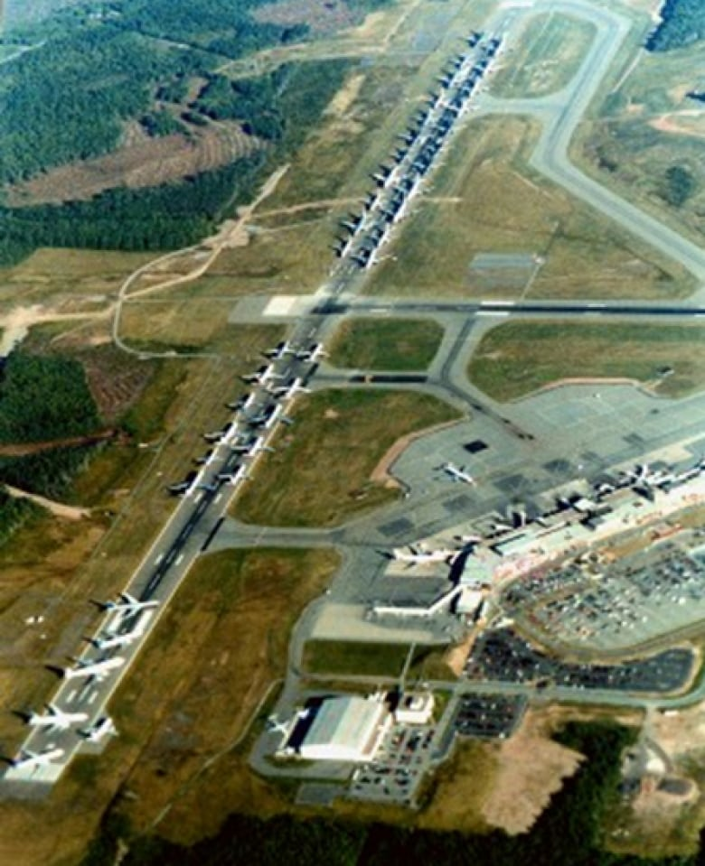 Halifax airport worker describes outpouring of kindness after 9/11