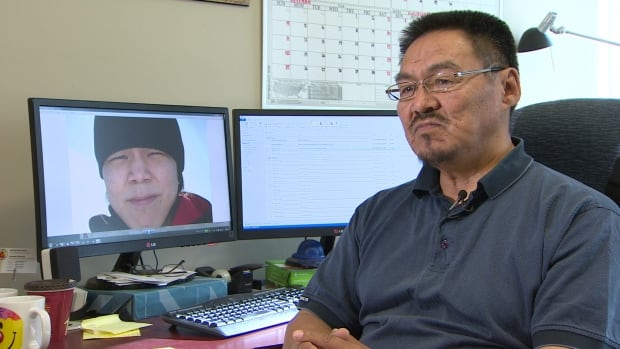 Iqaluit's Joanasie Akumalik testified Monday about the death of his son, Aapi, as part of a two-week coroner's inquest.