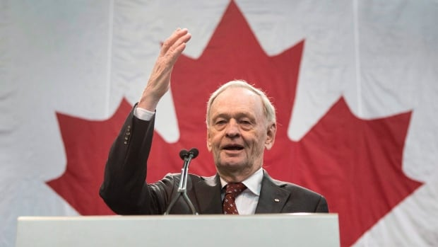 Former prime minister Jean Chrétien says Canada must take back its role as a peacekeeping nation.