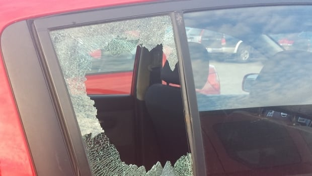 My Car North Bay >> Multiple vehicles vandalized at Whitehorse airport parking ...