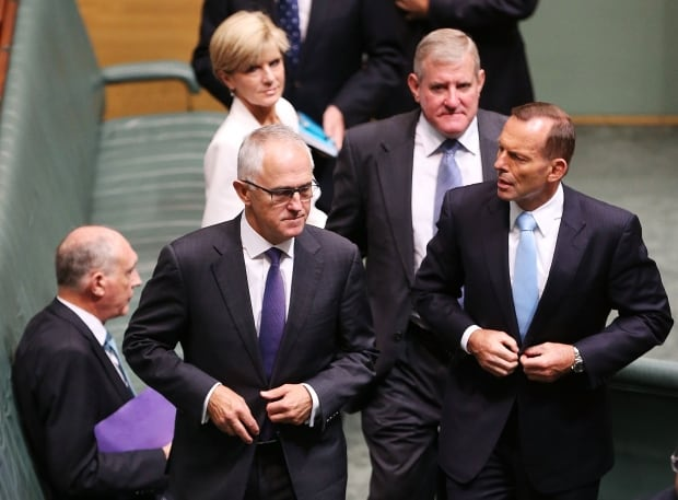 Tony Abbott ousted as Australian PM for more moderate rival ...