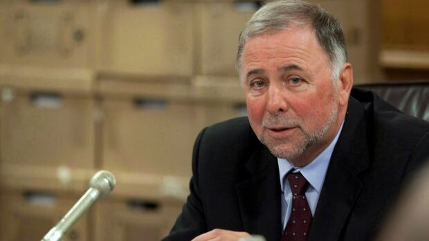 Pierre Paradis was stripped of his cabinet portfolio and booted from the Liberal caucus in late January.