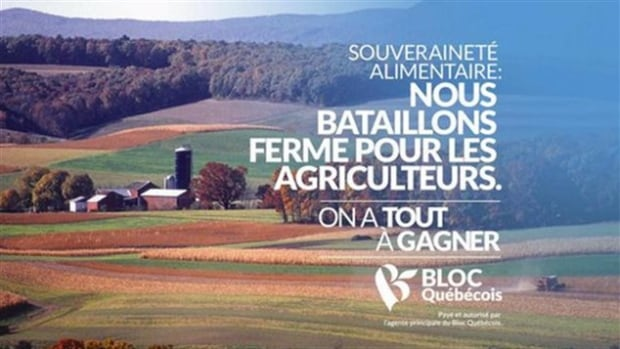 The original image chosen for the social media campaign showed a farm in Pennsylvania.