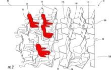 plane seat design