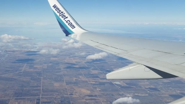 WestJet flew 1.7 million passengers last month, the most ever in January in the airline's history.