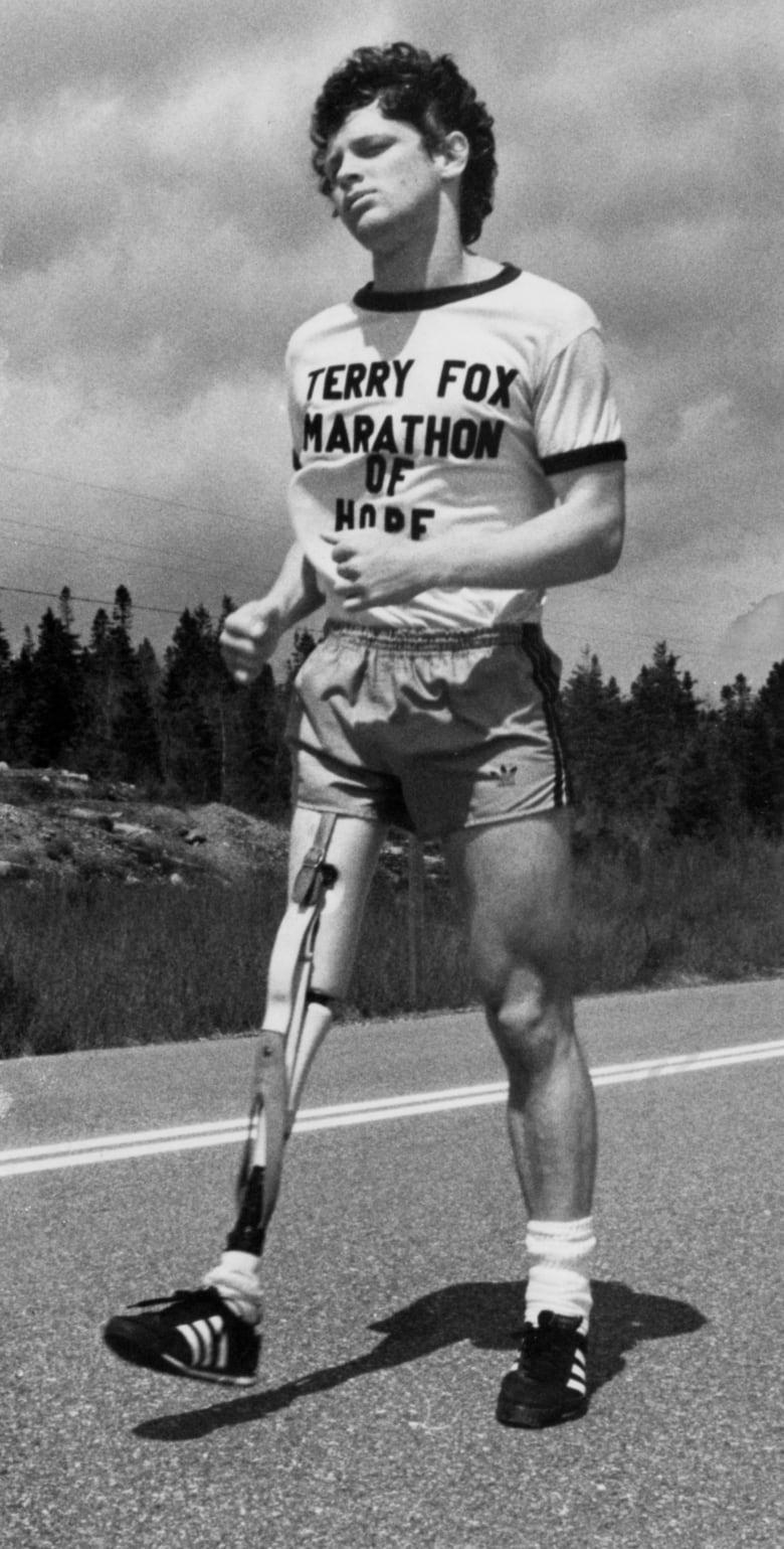 Terry Fox's Marathon Of Hope: 35 Years Later