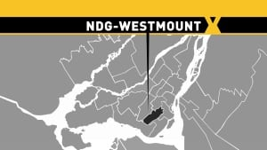 2015 election ridings NDG-Westmount