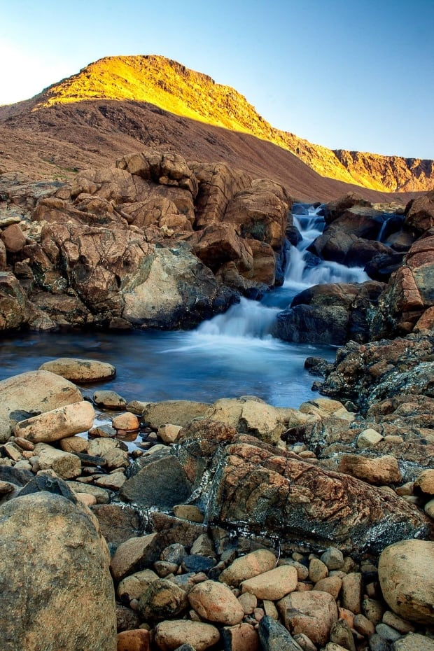 Tablelands by David Purchase