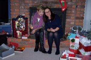 Michelle and Karen