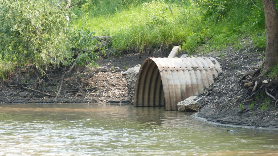 185M Litres Of Raw Sewage Dumped Into Winnipeg Rivers