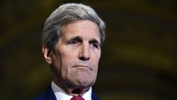 Secretary of State John Kerry has placed three phone calls in the past 10 days to his Russian counterpart, according to an Obama administration source.