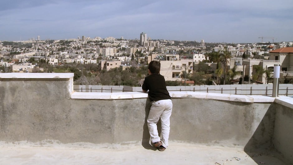 Danae Elon chronicles returning home and finding your roots in the film 'P.S. Jerusalem'.