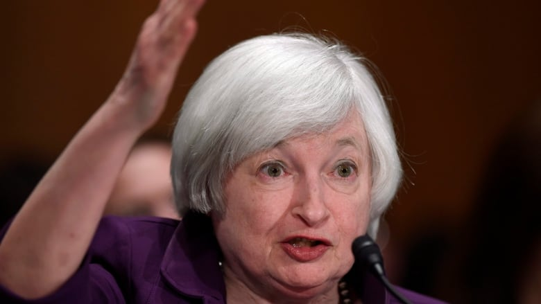 Yellen Federal Reserve