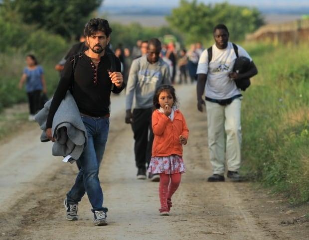 EUROPE-MIGRANTS/CROATIA
