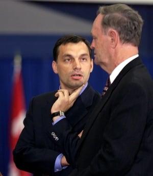 Viktor Orban and Jean Chrétien