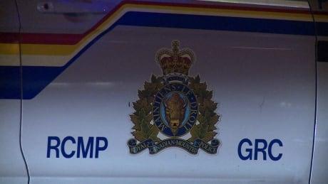 RCMP Logo Car
