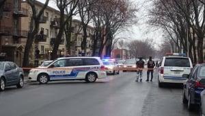 Montreal north drug bust