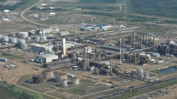 Nexen Energy's Long Lake facility is near Fort McMurray, Alta.