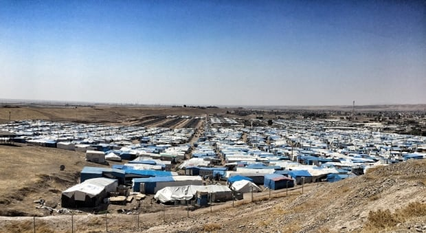 Kawergosk refugee camp