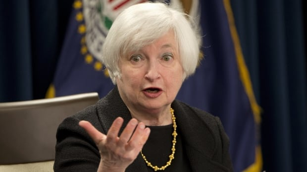 Heavily indebted Canadians might be pleased that U.S. Federal Reserve chair Janet Yellen opted today to hold rates at record lows, but as Don Pittis says, the reprieve may be brief.