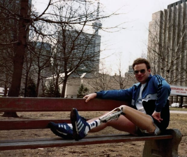 Steve Fonyo - Hurt Documentary 1