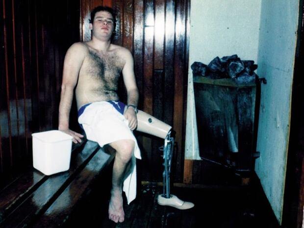 Steve Fonyo - Hurt Documentary 8