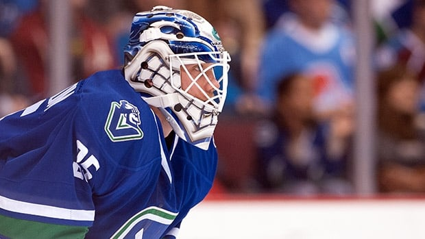 Jacob Markstrom is the new backup goalie for the Vancouver Canucks after the team traded Eddie Lack to Carolina in the off-season. He's wants to show he belongs in the NHL.