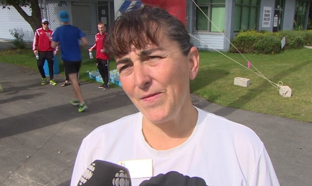 Heather Strong Terry Fox Foundation Newfoundland and Labrador