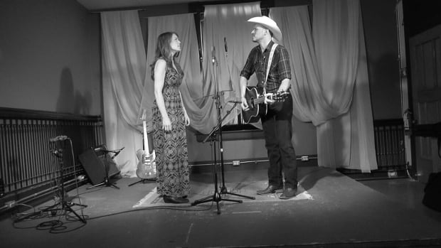 Belle Plaine and Blake Berglund were the musical guests on the Oct. 10 edition of the Jerry Springer podcast, which was recorded in Ludlow, Ky.