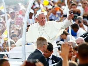 POPE-CUBA/