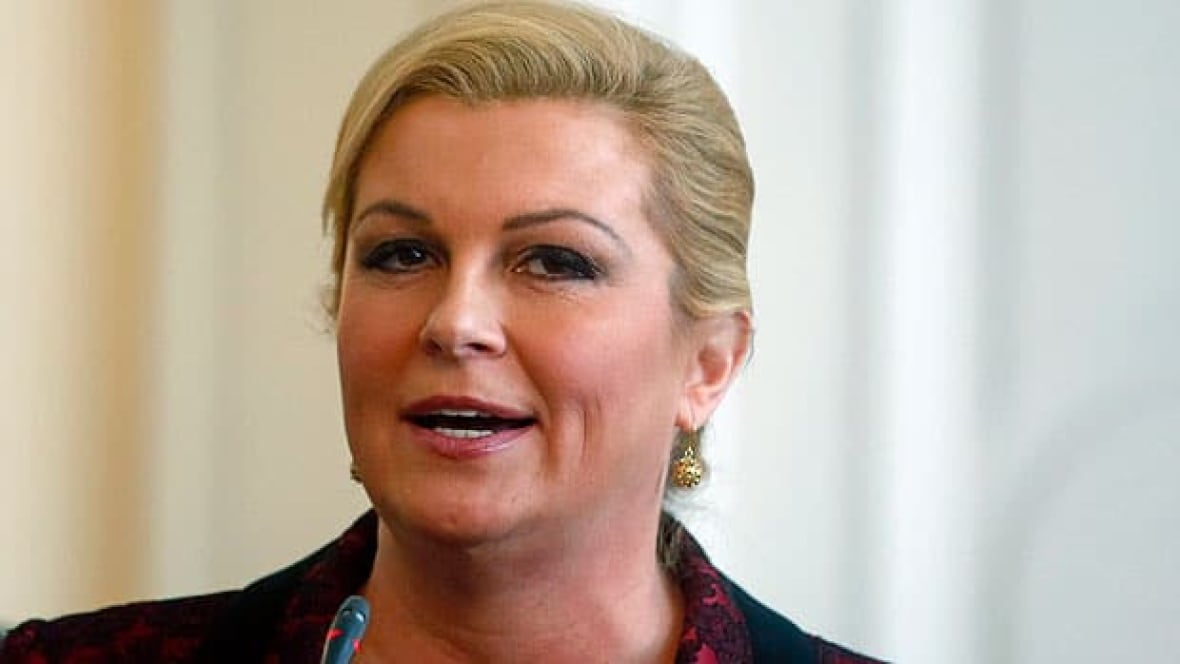 croatian president - photo #40