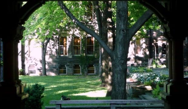 University College Quad, St George Campus, University of Toronto
