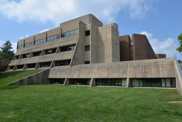 Psychology, Anthropology and Sociology building (PAS), University of Waterloo