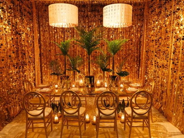 Eighteen Interior Design And Event Planners Were Invited To Create Fantasy Dining Room Suites As Part