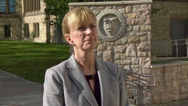 Patti McDougall University of Saskatchewan vice-provost