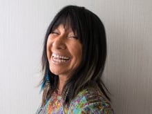 Buffy Sainte-Marie says she didn't expect to win the Polaris Prize for her album Power in the Blood