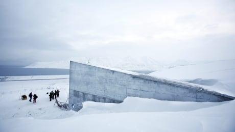 APTOPIX Norway Doomsday Vault