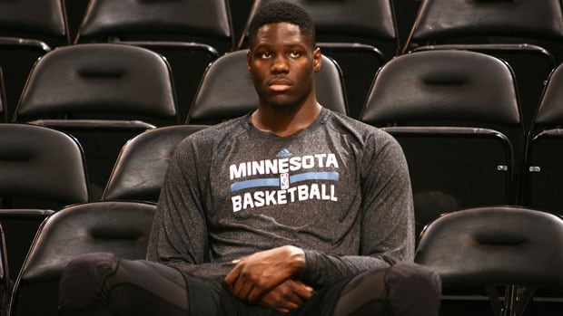 Canadian power forward and former No. 1 overall draft pick Anthony Bennett has struggled to make an impact during his three NBA stops.