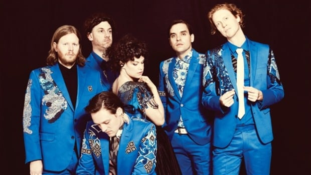 Montreal's Arcade Fire named a headliner at WayHome 2016.