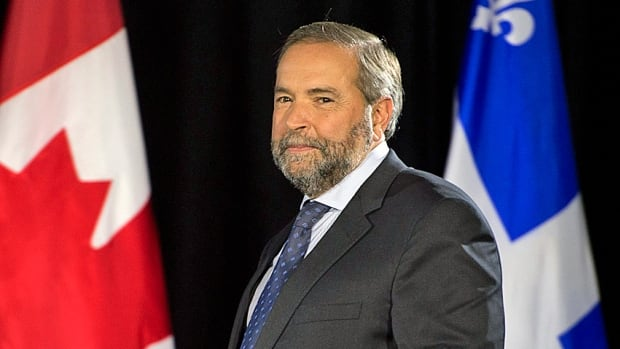 NDP Leader Tom Mulcair had a lot riding on Thursday night's French-language leaders' debate, namely, reversing the downward trend of his party's popularity that recent polls.