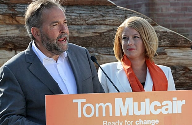 Alex Johnstone and Tom Mulcair