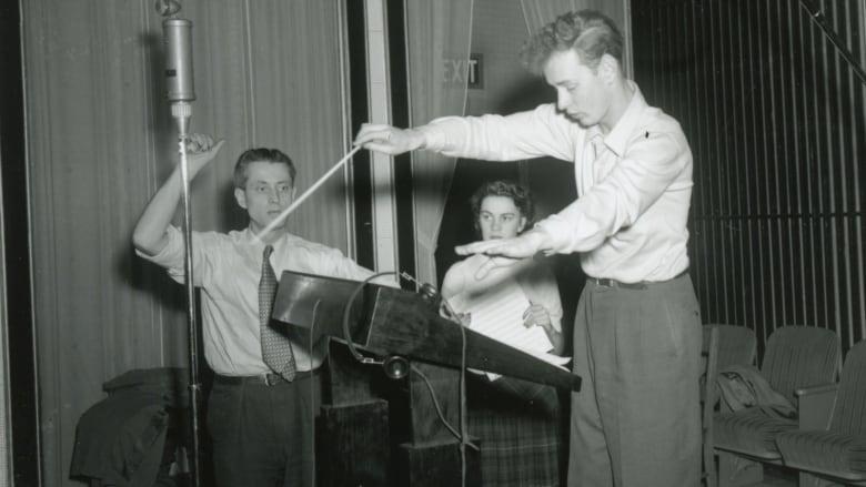 American Composer John Williams In 1952 At The Atlantic