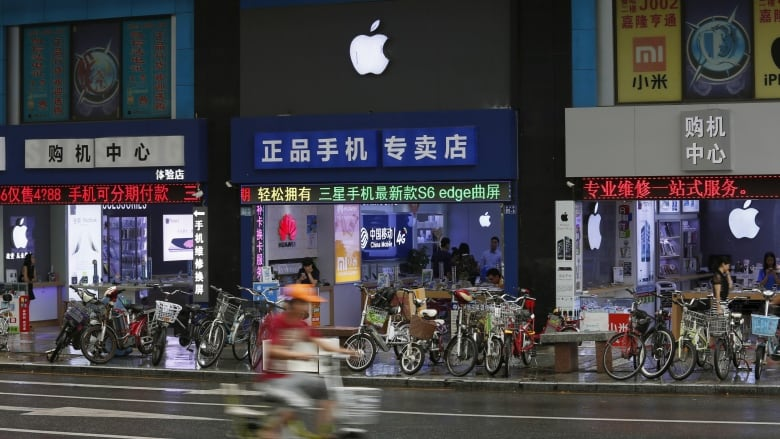 China's fake Apple stores thrive ahead of iPhone 6S launch