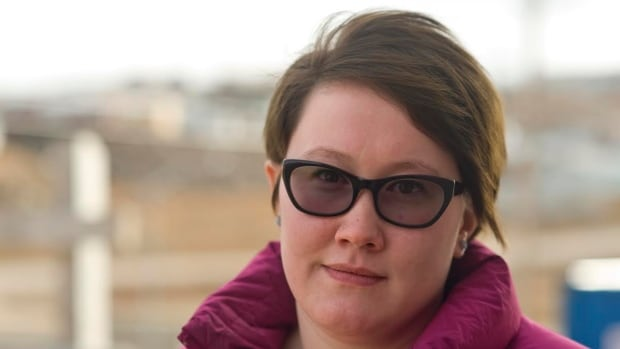 Megan Pizzo Lyall says Iqaluit city council needs fresh perspectives and that's why she's running for a council seat.