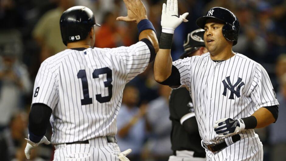 Yankees Edge White Sox To Gain Ground On Blue Jays Cbc Sports