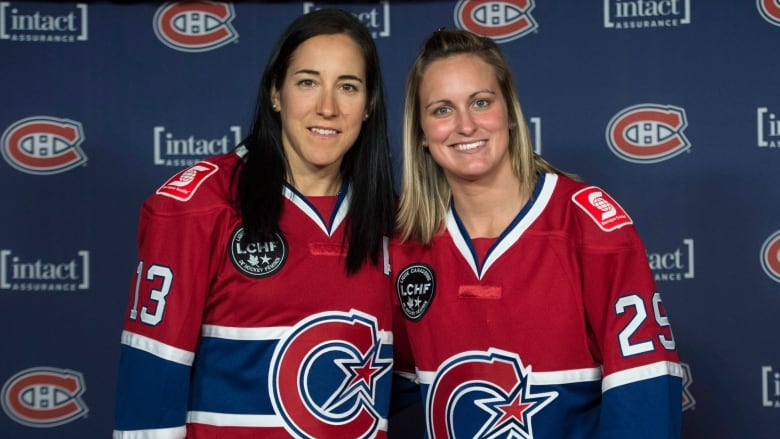 945ac2505ae Meet  Les Canadiennes   Montreal s women s team gets new name