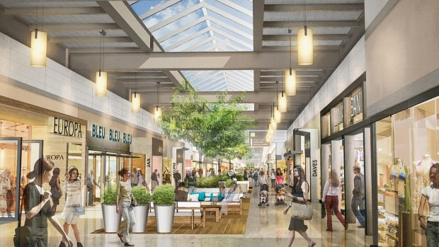 Massive New Winnipeg Outlet Mall To Hold Grand Opening In