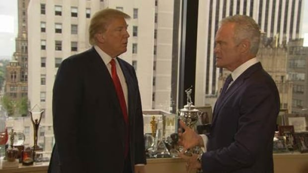 Donald Trump Scott Pelley