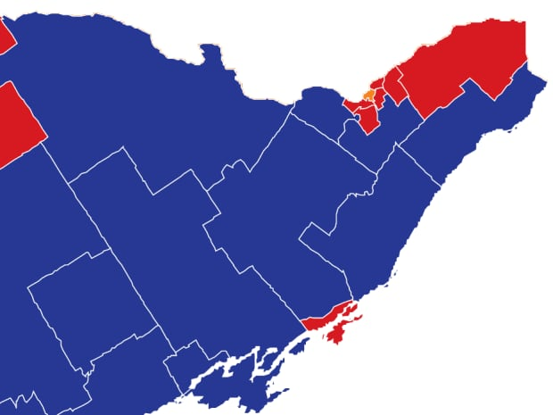 Eastern Ontario projections, Sept. 24