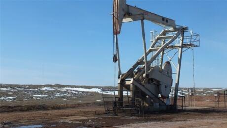 Anticosti Island shale-gas drilling